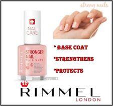 Rimmel London  Nail Nurse Stronger Nail Base Coat Protects and Grows Nails 12 ml