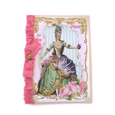 NEW Paris Card - Marie Antoinette Shabby- French Let Them Eat Cake- Birthday