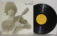 TERRY REID self titled LP Vinyl Stereo Epic Yellow Label Rich Kid Blues May Fly