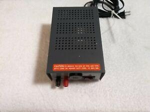 radio shack Regulated Power Supply 3 Amp 13.8 Vdc