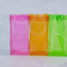 hot cool Wine Beer Champagne Bucket Drink Ice Bag Bottle Cooler Chiller Foldable