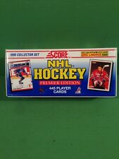 1990-91 Score Hockey Complete Box set FACTORY SEALED