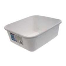 Rhp2951Arwht - Rubbermaid Dishpan, 4.5gal, White Synchkg071685