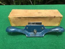 Vintage Stanley 80M SCRAPER w/ BOX Malleable Iron Flat Blade