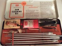 TED WILLIAMS SEARS VINTAGE GUN CLEANING KIT 20211 ALL CALIBERS IN ORIGINAL BOX