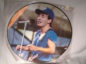 LP BRUCE SPRINGSTEEN Interview LTD EDITION PICTURE DISC IW302B NEAR MINT