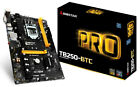 Motherboards dedicated to mining (LGA 1151), include CPU and RAM
