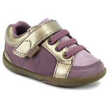 6849b7a65fff6e Pediped Dani  Grip n Go Girls Casual Shoes In Dusty Rose (Machine Washable)