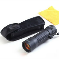 Fashion Easy To Carry Orange Film Color Binoculars Mini Compact Outdoor Use BS