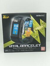 More details for digimon vital bracelet breath digital monster ver. black