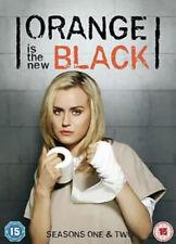 Orange is the new Black: Season Series 1-2, DVD - New & Sealed