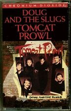Doug And The Slugs - Tomcat Prowl  RARE OOP ORIG 1988 Canadian Cassette (Mint!)