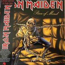 Iron Maiden  - Piece Of Mind(180g LTD. Picture Disc LP),2012 EMI