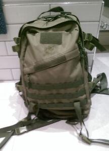 "RUSSIAN/SPOSN/SSO SMERSH ""Adler"" 35ltr 3 day military patrol pack (Olive drab)"