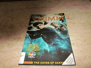 Grimm Volume One: The Coins Of Zakynthos