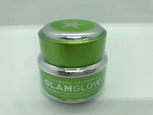 GLAMGLOW POWERMUD DUAL CLEANSE TREATMENT .5 OZ / 15 G Authentic.
