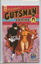 Gutsman Comics # 4 near mint comic book