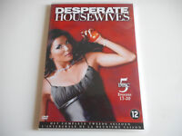DVD - DESPERATE HOUSEWIVES DVD 5 / EPISODES 17 à 20 - ZONE 2