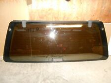 1996 1997 Ford Explorer XLT factory Rear hatch glass rear glass window