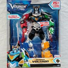 ULTIMATE VOLTRON Legendary Defender with Lights and Sounds 14-Inch Action Figure