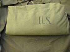 US Army Tenda TELONE ORIGINALE Depot USMC Marines Navy Seals Vietnam Tent WWII wk2