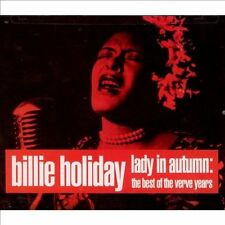 """Lady in Autumn: The Best of the Verve Years"" Billie Holiday 2-CD's (Mar-1991"