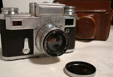 Soviet Kiev 3 Arsenal Contax copy 35mm camera w/ Jupiter-8 2/50mm