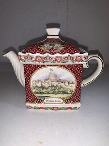 James Sadler Windsor Castle Teapot Made in England