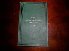 Report of The Maine Andersonville Monument Commissioners 1904 VGC Scarce