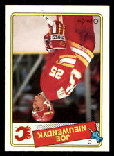 1988-89 O-Pee-Chee #16 Joe Nieuwendyk Rookie MINT (ref 32656)