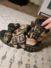Jeffrey Campbell Studded Gladiator Sandals