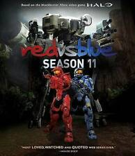 Red vs. Blue: Season 11 (Blu-ray Disc, 2013)Authentic US Release Scratch Free