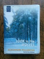 Look To The Wolves - Alexander Fullerton EX LIBRARY 12 CASSETTES AUDIO BOOK