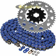 Blue O-Ring Drive Chain & Sprockets Kit Fits YAMAHA YZ250 1994 1995 1996 1997