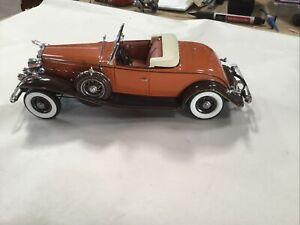 Danbury Mint 1932 Cadillac V-16 Roadster 3302/5000 LE