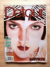 DETOUR FEB 1998 UK MAG DREW BARRYMORE WITHERSPOON MALE MODELS CHOW YUN-FAT AIR