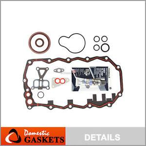 Fits 03-09 Chrysler PT Cruiser Dodge Neon 2.4 Turbocharged DOHC Lower Gasket Set