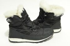 SOREL 5 Black 1767401010 Whitney Short Insulated Boots