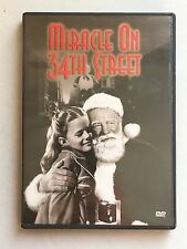 Clearance Miracle on 34th Street (DVD,1999)  - Perfect Christmas Gift
