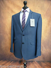Men's Alexandre Savile Row Blue Suit 42R W36 L31 SS6280