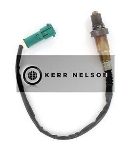 Lambda Sensor fits FORD MONDEO Mk4 2.0 Oxygen Kerr Nelson 1376444 Quality New