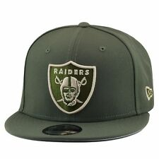 New Era Oakland Raiders Snapback Hat Cap OLIVE GREEN For jordan 6 retro pinnacle