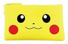 Pokemon Face Pouch case Pikachu