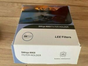 LEE Filters SW150 Filter Holder with pouch and box, Mint condition