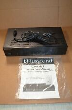 Russound CA4.4pi  4 Zone - 4 Source Central Controller / Amplifier & Power Cable