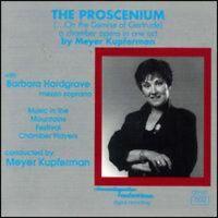 Proscenium [New CD]