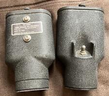 2 X Us Military Issue Infrared Flashlight An/Pas-6 Ir Light Mx-7987 / Pas6 Pas-6