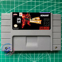 Metal Warriors  SNES USA Version  FREE SHIPPING