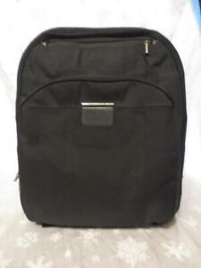 BRIGGS & RILEY KPC405-4 Travelware Clam Shell EXECUTIVE BACKPACK Bag RFID Pocket