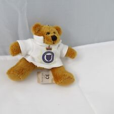 Collectable Sussex Police Memorabilia Teddy Bear White Crest T-Shirt Keyring